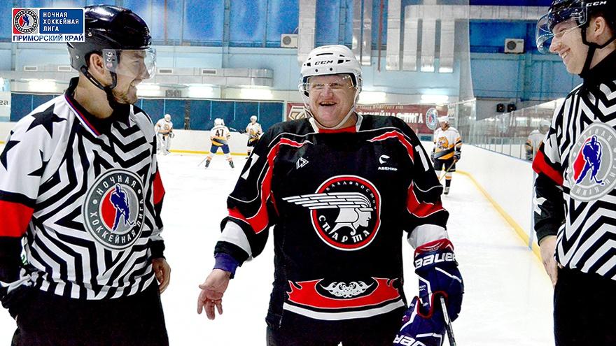 фестиваль ночной хоккейной лиги мучных кондитерских изделий
